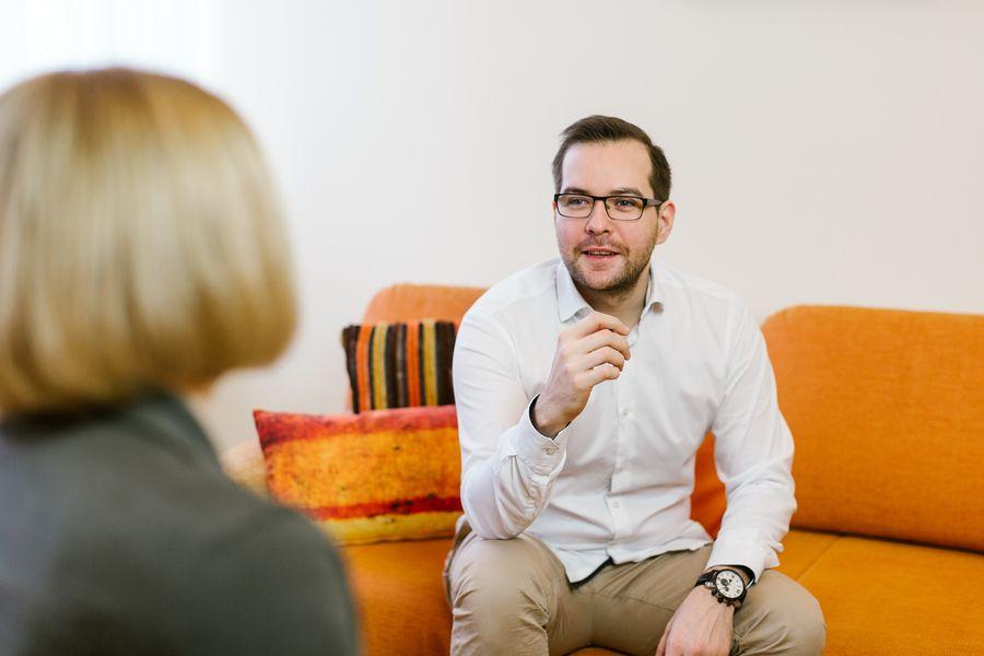 Einzelcoaching für Persönlichkeitsentwicklung | Klienten und Klientinnen fühle sich bei mir wohl