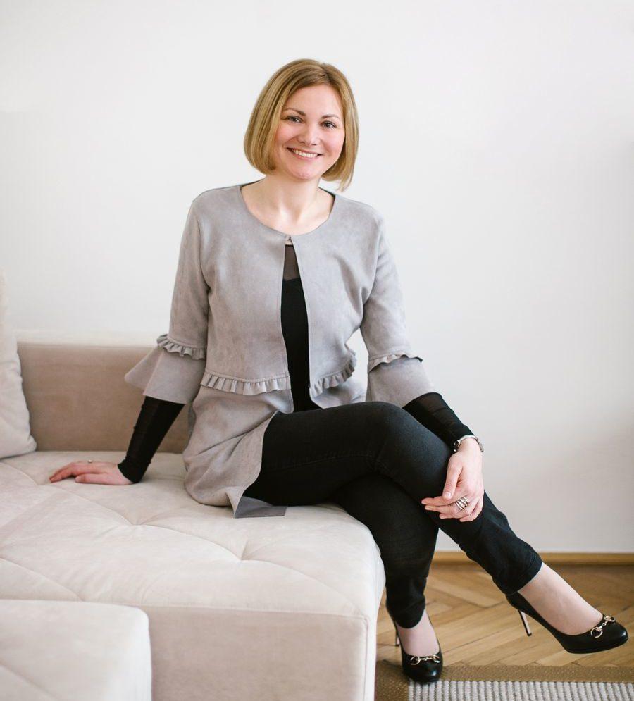 Lernen Sie mich kennen. Gudrun Mikula von CAT - Coaching, Advisory, Training